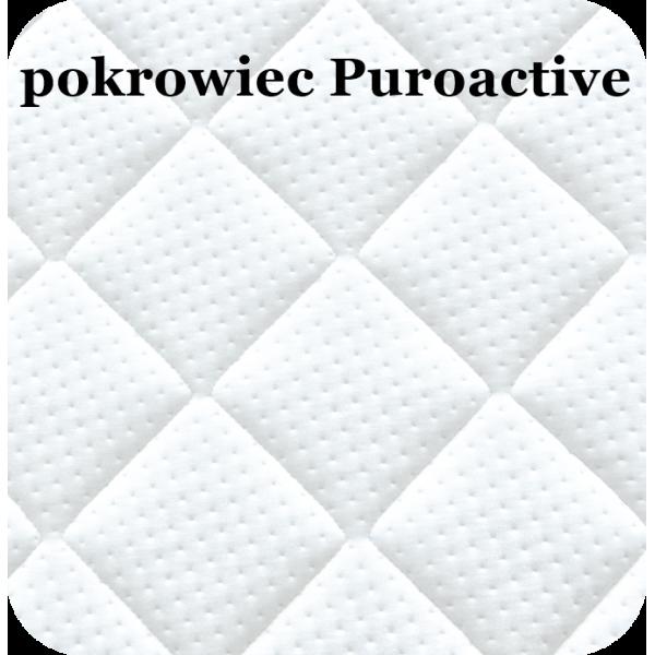 Pulse Elegant - materac piankowo lateksowy