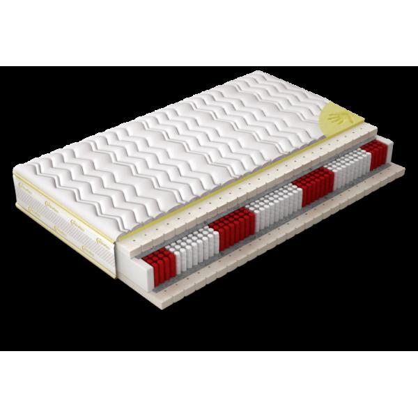 Salvatore - materac kieszonkowy multipocket z lateksem