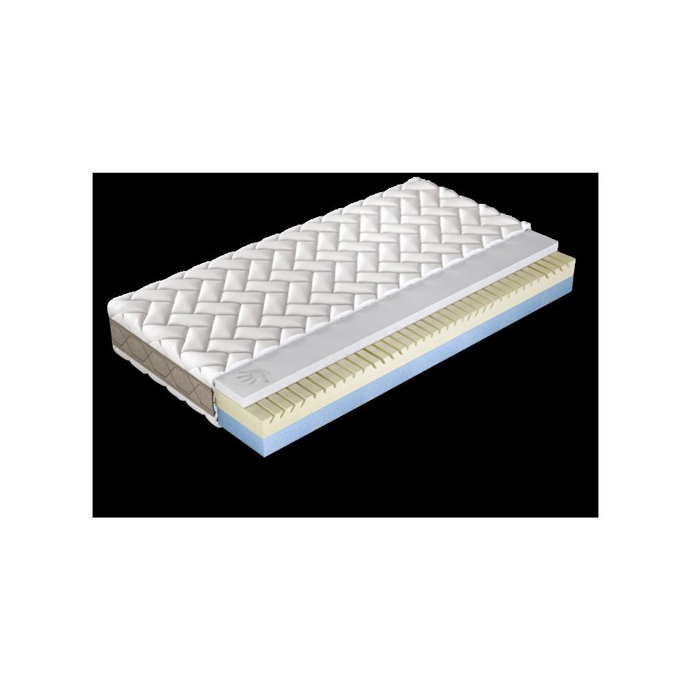 Agostino - materac piankowy z pianką termoelastyczną