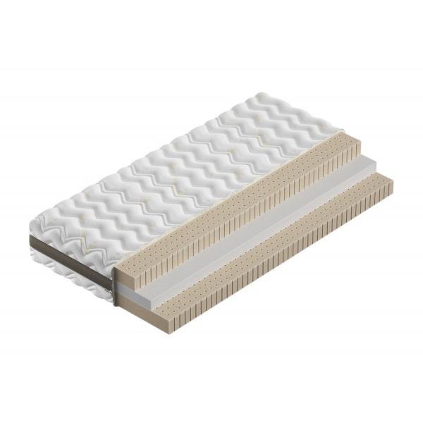 Ergolatex - materac lateksowo piankowy