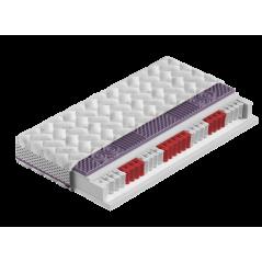 Cleo - materac kieszonkowy z pianką antybakteryjną