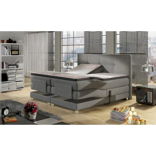 Łóżko Mario Electric 180x200 Hard-top