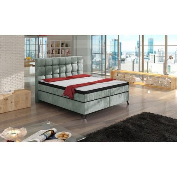 Łóżko kontynentalne Alexander 160x200