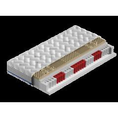 Maya - materac kieszeniowy z pianką termoelastyczną