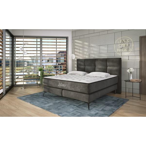Łóżko kontynentalne Atlanta 160x200