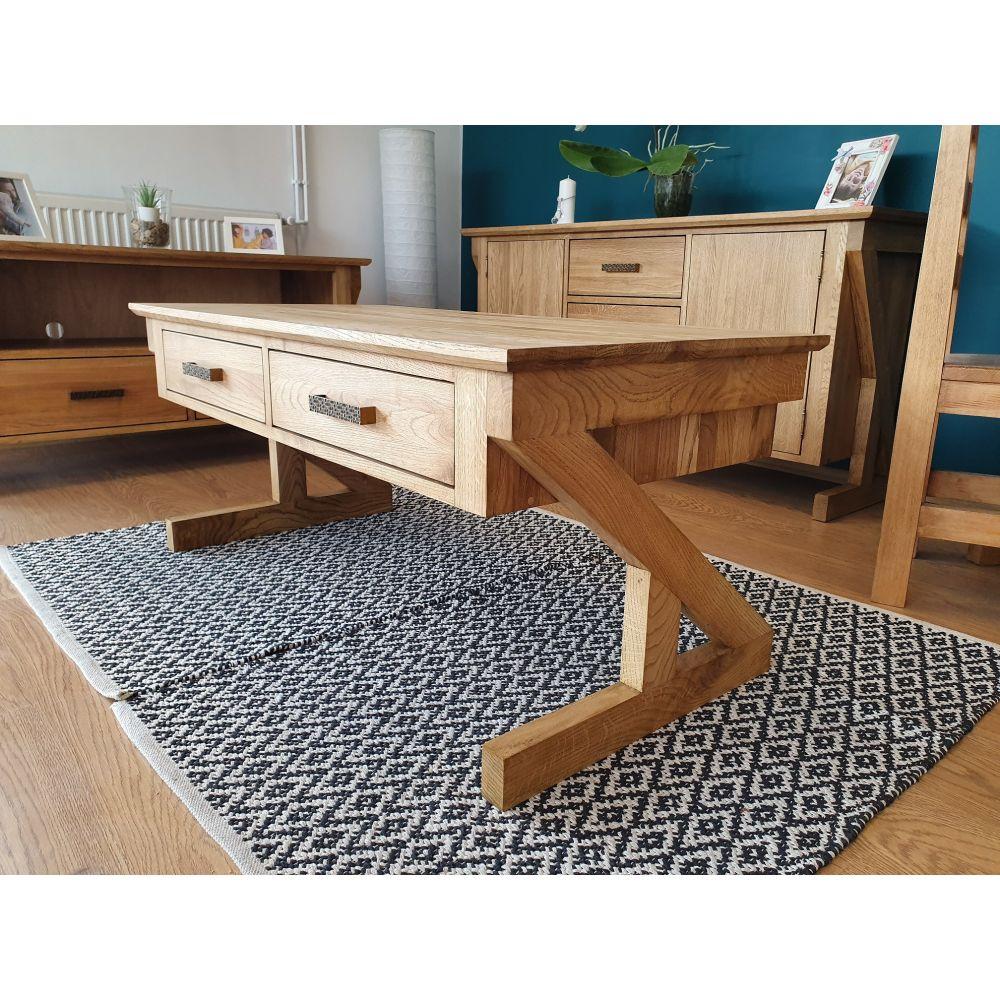 Drewniana ława/ stolik...