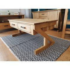 Drewniana ława/ stolik kawowy ZET