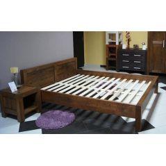 Łóżko drewniane Valentino 120x200