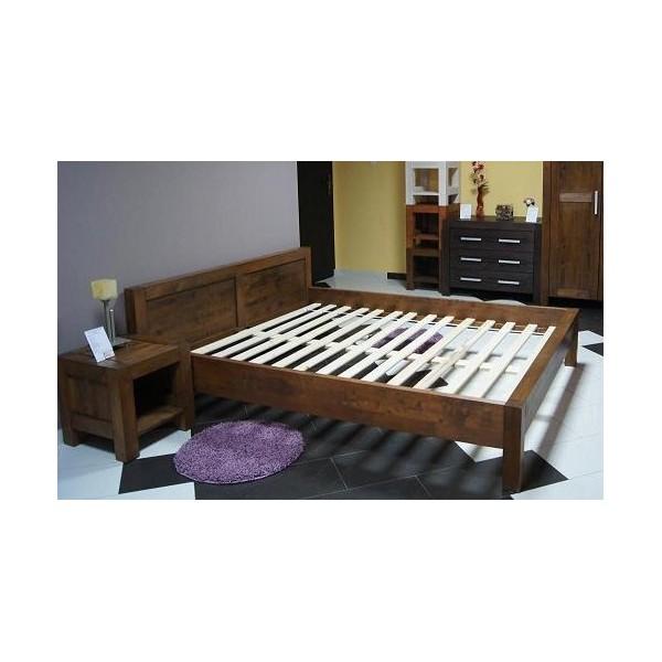 Łóżko drewniane Valentino 140x200