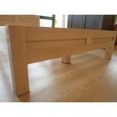 Łóżko drewniane Lauro 120x200