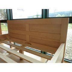 Łóżko drewniane Lauro 140x200