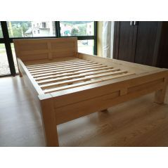 Łóżko drewniane Lauro 180x200