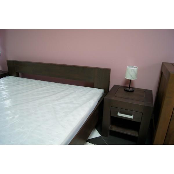 Łóżko drewniane Romeo 140x200
