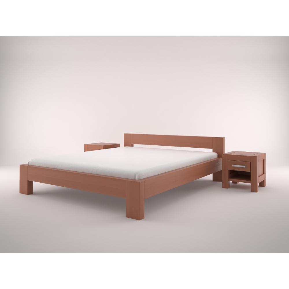 Łóżko drewniane Romeo 200x200