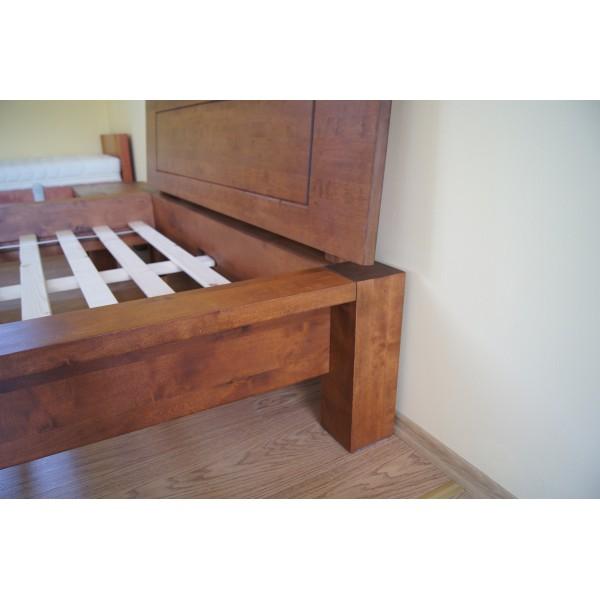 Łóżko drewniane Victoria 120x200