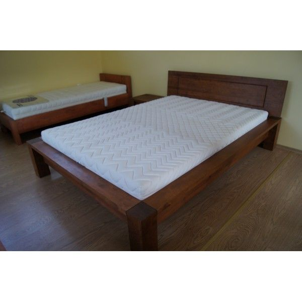 Łóżko drewniane Victoria 180x200