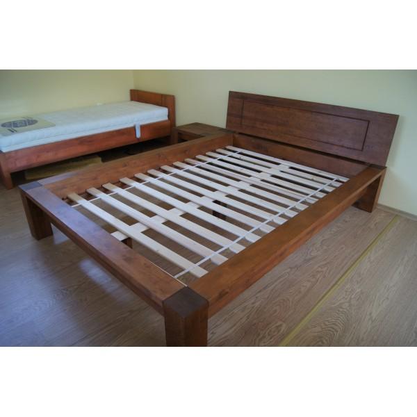 Łóżko drewniane Victoria 200x200