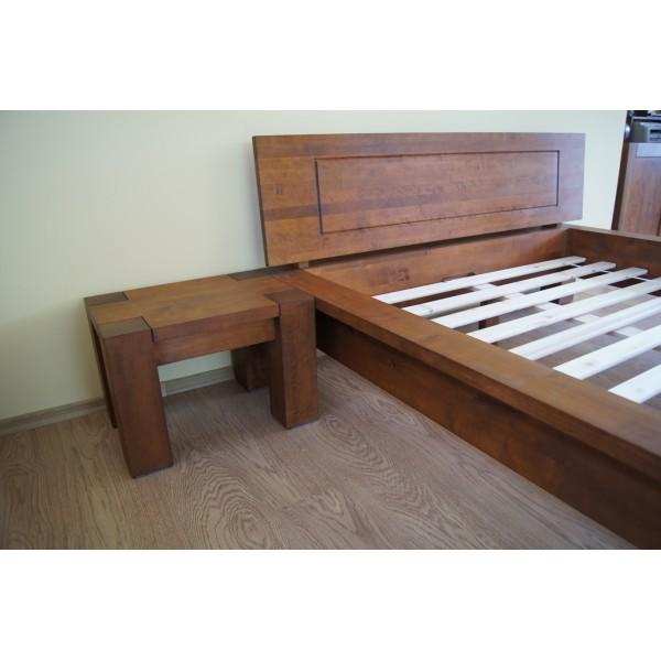 Drewniana postarzana komoda MELISA Antique