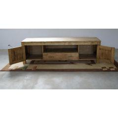 Komoda drewniana postarzana Havana