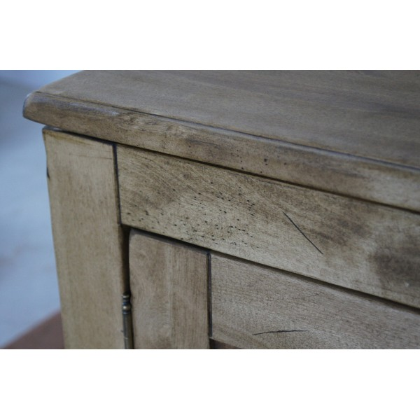 Komoda drewniana postarzana Riva