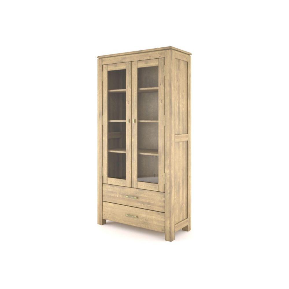 Witryna drewniana...