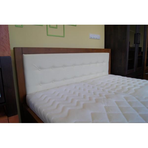 Łóżko Valentino EXTRA 180x200 z pojemnikiem na pościel
