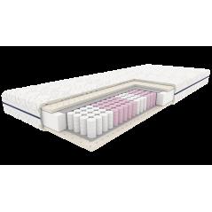 Bursztyn - materac kieszeniowy z lateksem