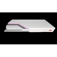 Niobe Smart - materac multipocket z pianką termoelastyczną