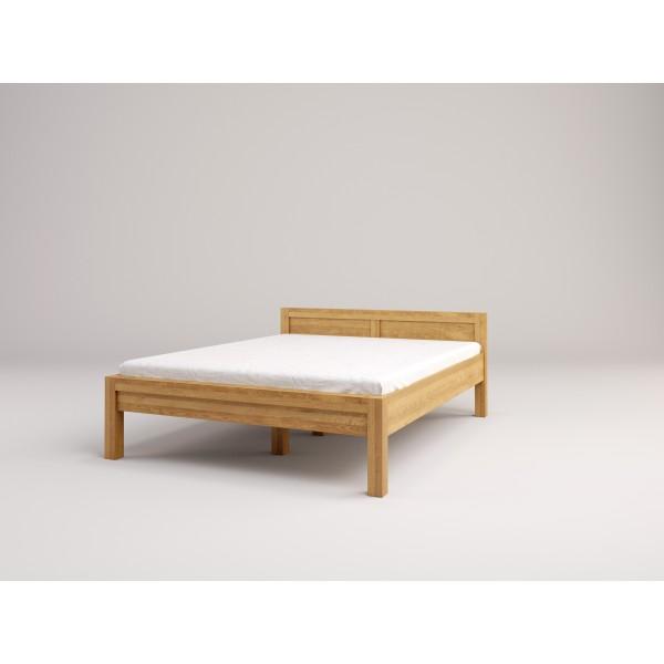 Łóżko drewniane Valentino 180x200