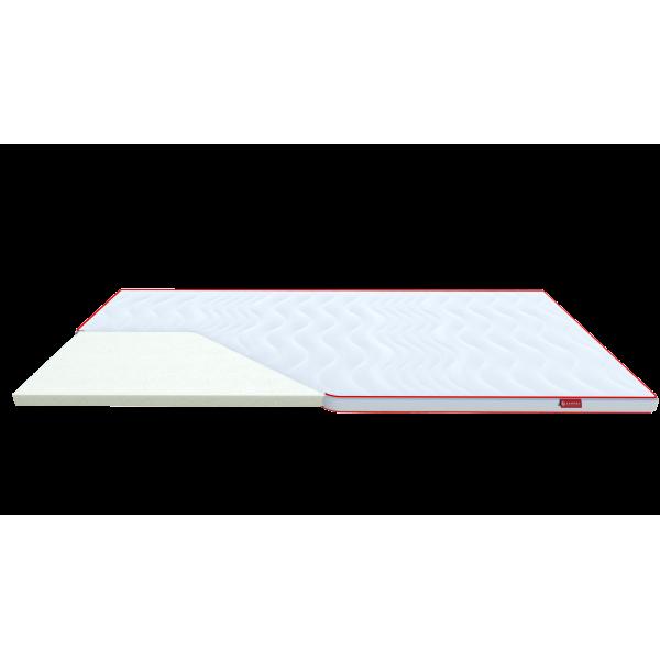 Materac nawierzchniowy termoelastyczny