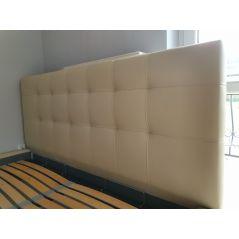 Łóżko Dolores 180x200 z pojemnikiem i materacem Passion