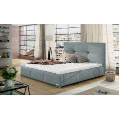 Łóżko Lily 120x200 ze stelażem i materacem Passion