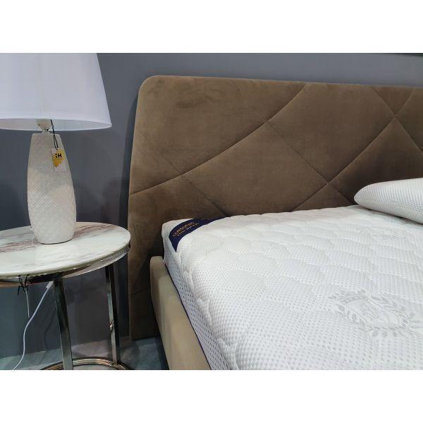 Łóżko Davos 140x200 ze stelażem