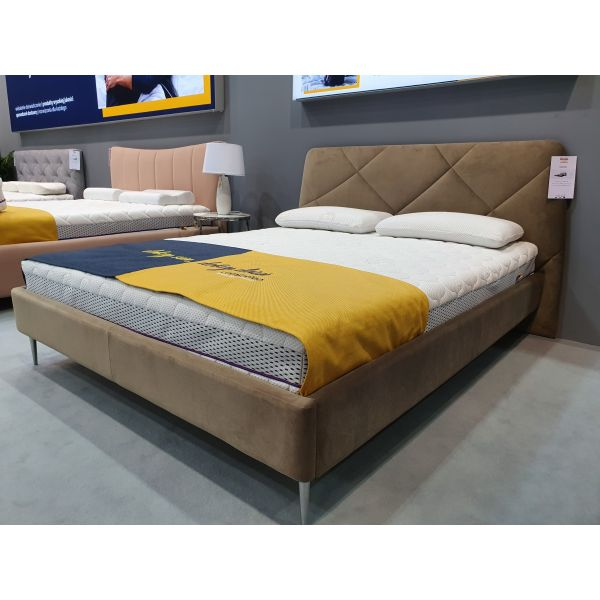Łóżko Davos 160x200 ze stelażem