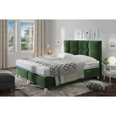 Łóżko Mona 160x200 z pojemnikiem na pościel