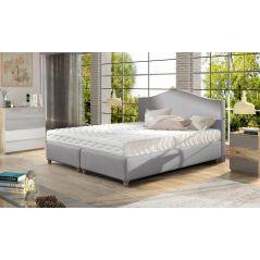 Łóżko Clara 140x200 z pojemnikiem na pościel