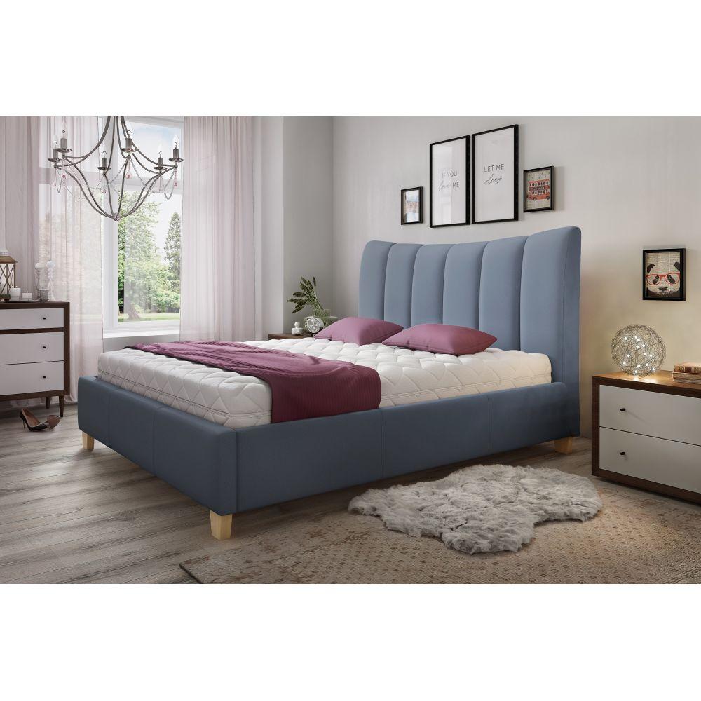 Łóżko Ariel 140x200 ze...