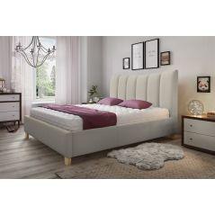 Łóżko Ariel 160x200 ze stelażem