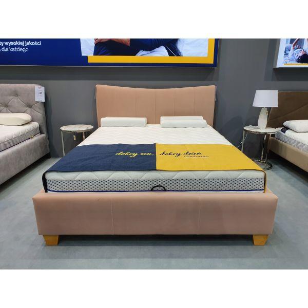 Łóżko Ariel 120x200 z pojemnikiem na pościel