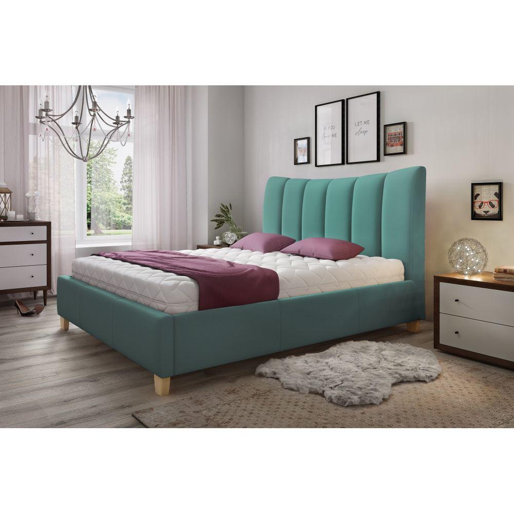 Łóżko Ariel 140x200 z...
