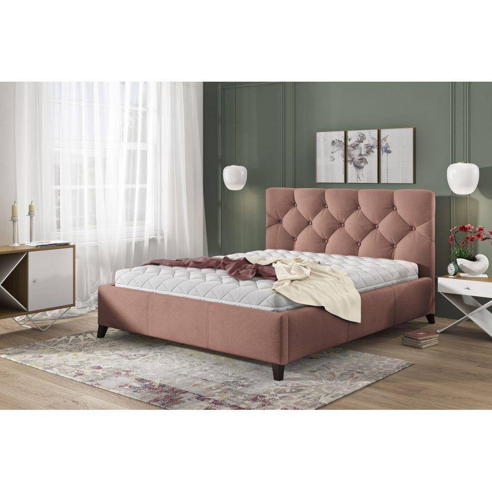Łóżko Kasandra 140x200 ze...
