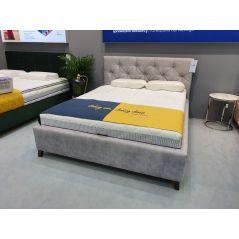 Łóżko Kasandra 120x200 z pojemnikiem na pościel