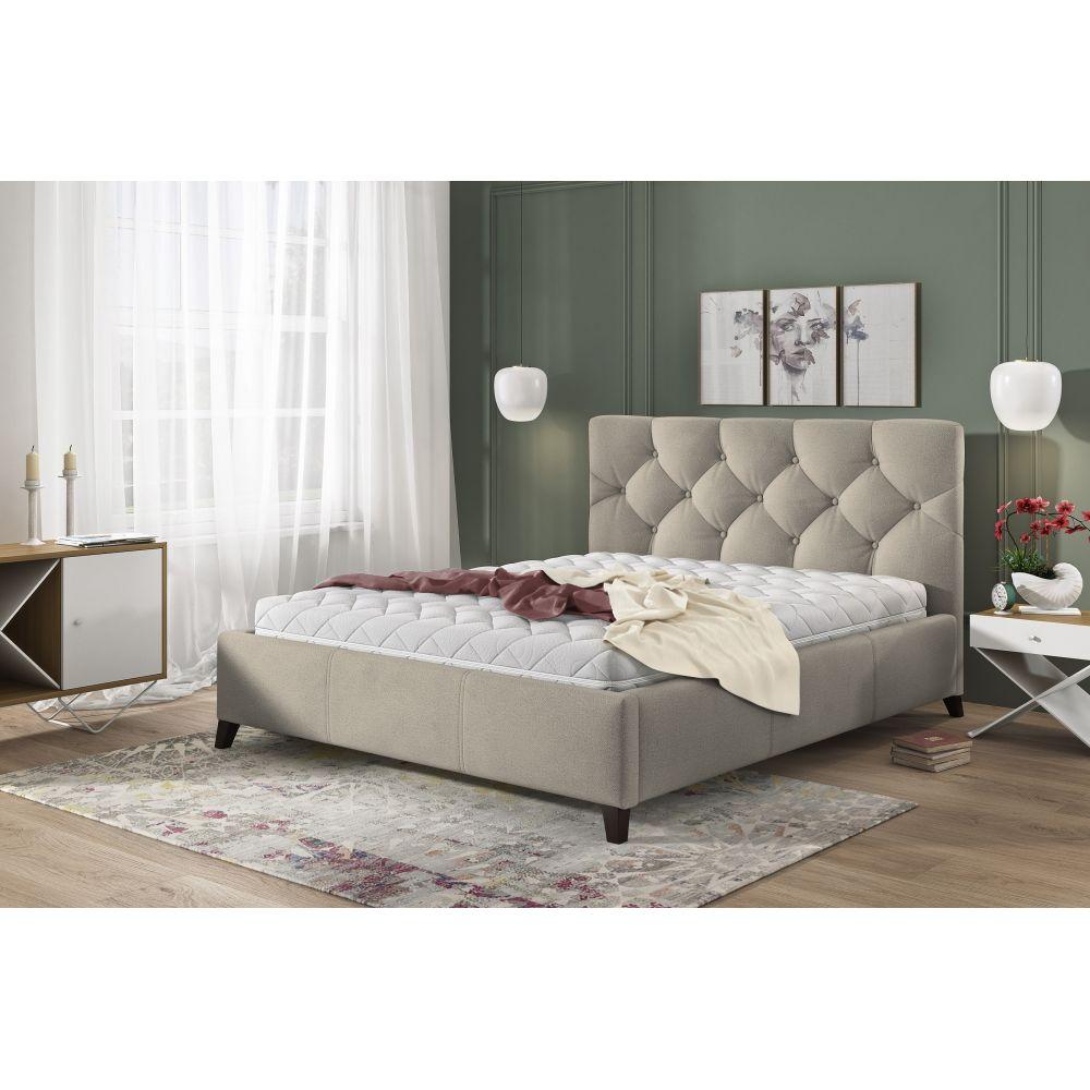 Łóżko Kasandra 160x200 z...