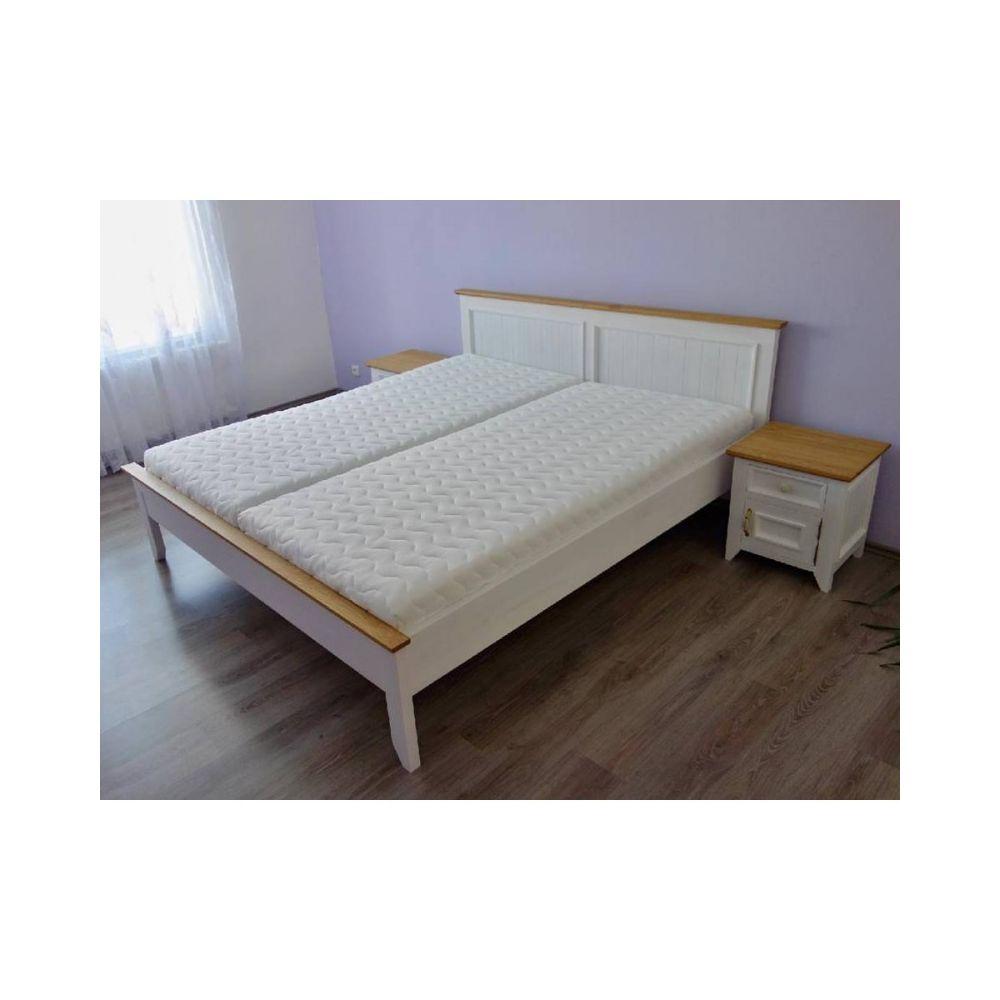 Łóżko drewniane L-1P 160x200