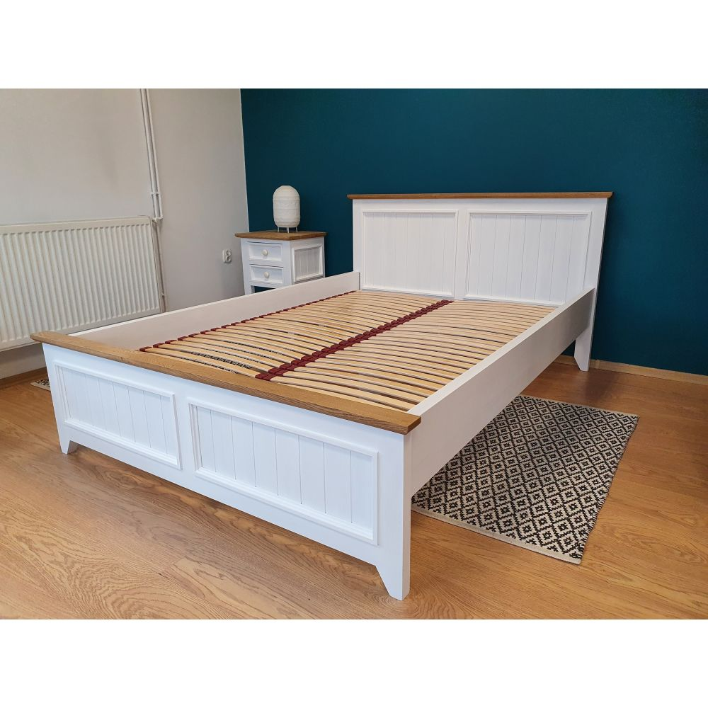 Łóżko drewniane L-2P 200x220
